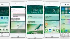 تجربة المستخدم في iOS 10