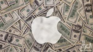 شعار ابل من الدولارات