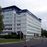 مبنى مصنع فوكسكون