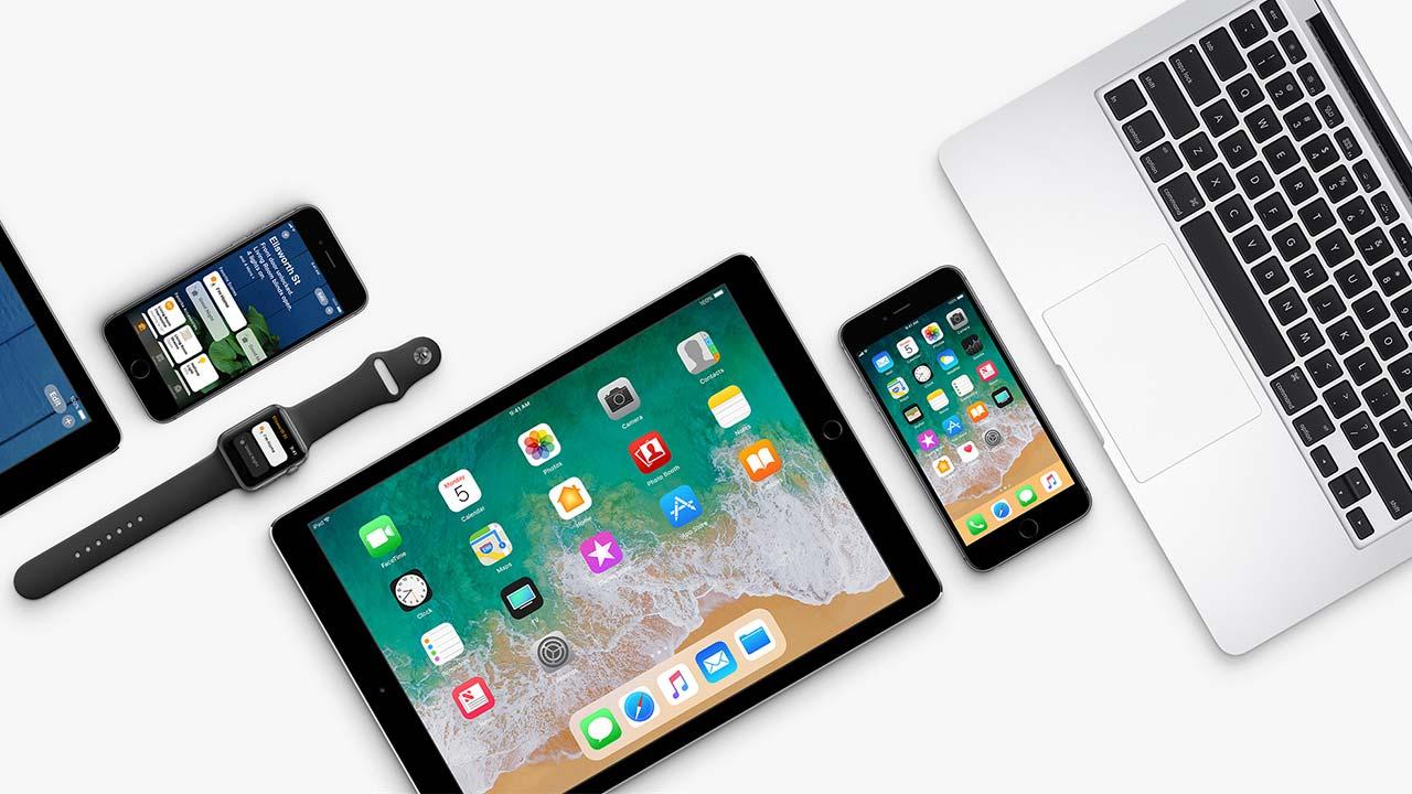 نظام iOS 11 على ايفون وايباد