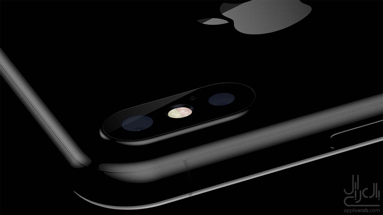 كاميرا الايفون 8