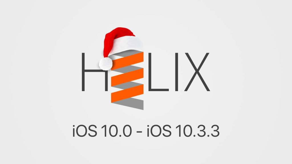 جيلبريك h3lix لـ iOS 10