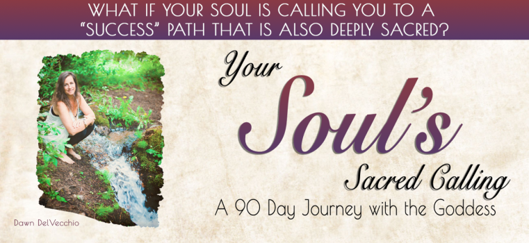 Your Soul's Sacred Calling
