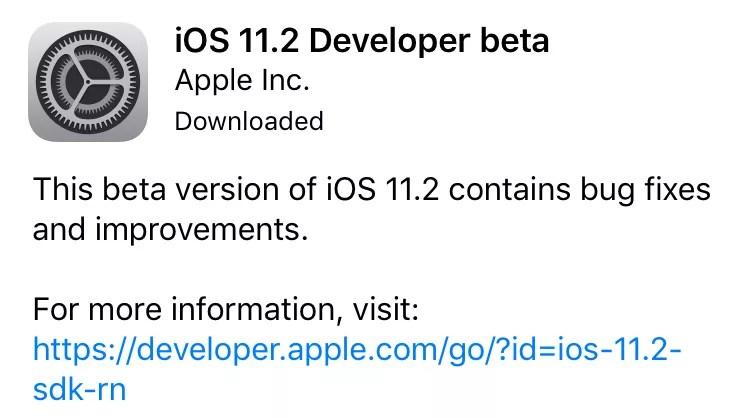 Ios 11 2 developer beta profile download | Peatix