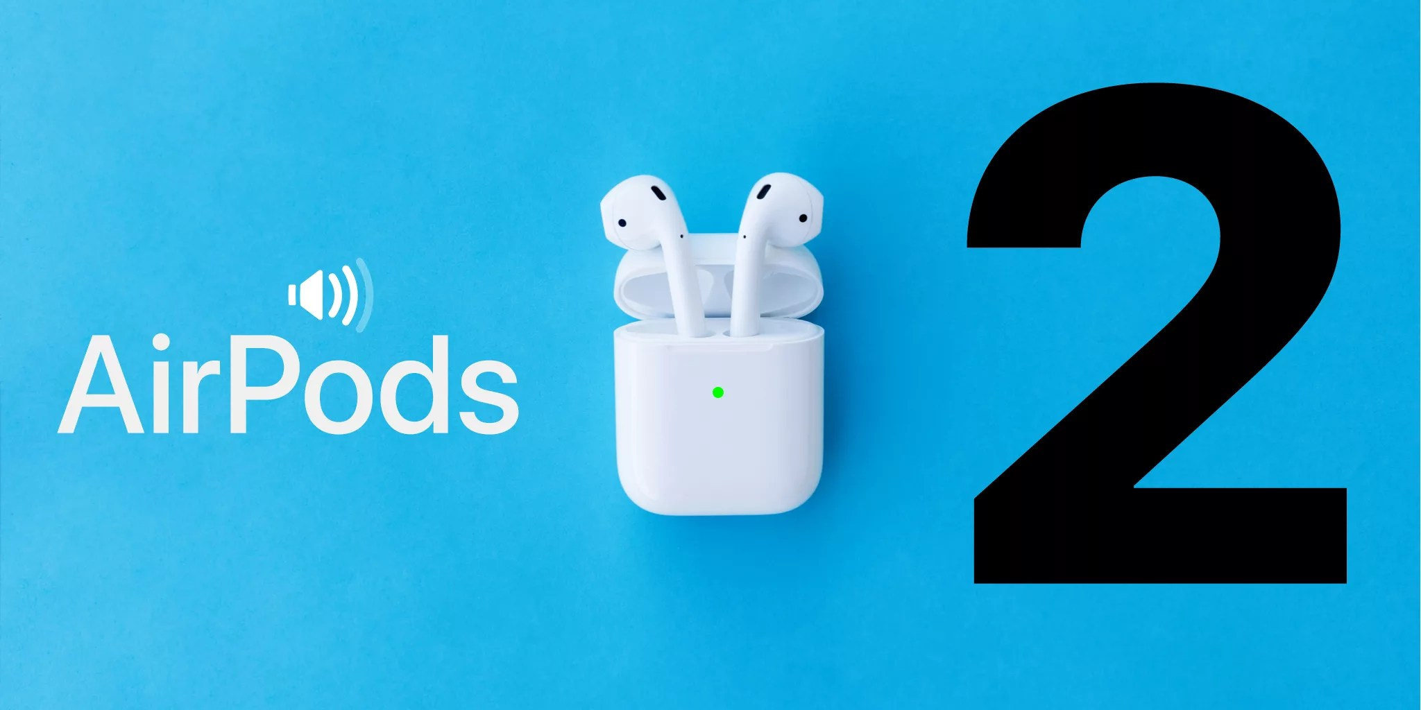 when do the airpods 2 release