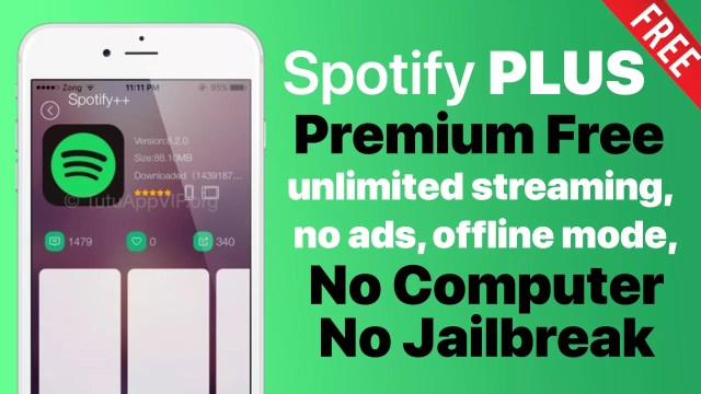 How to Get Spotify Premium for Free on iOS 12 – 12 4 (No Jailbreak