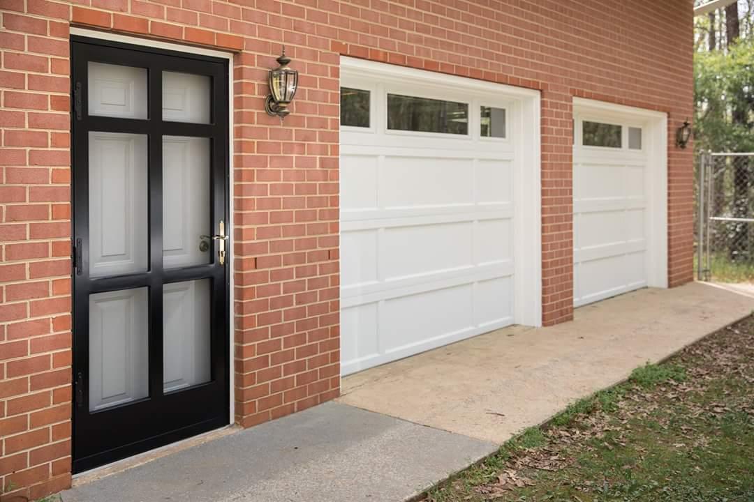 Garage Storm Door
