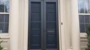 French Storm Doors