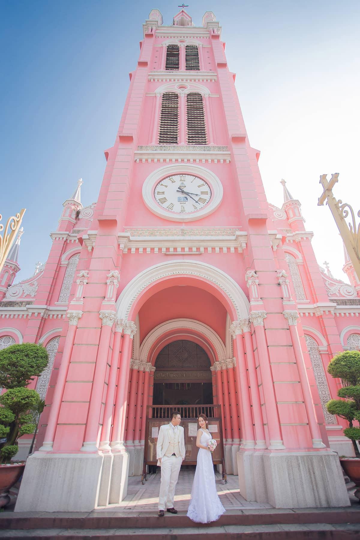 海外婚紗 越南 Chuck+Olivia 越南婚紗 » AppleFace 臉紅紅攝影