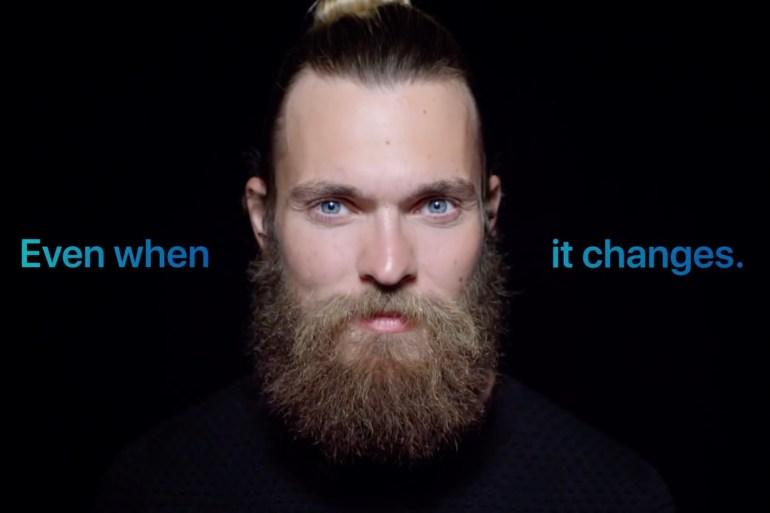 iPhone X 廣告