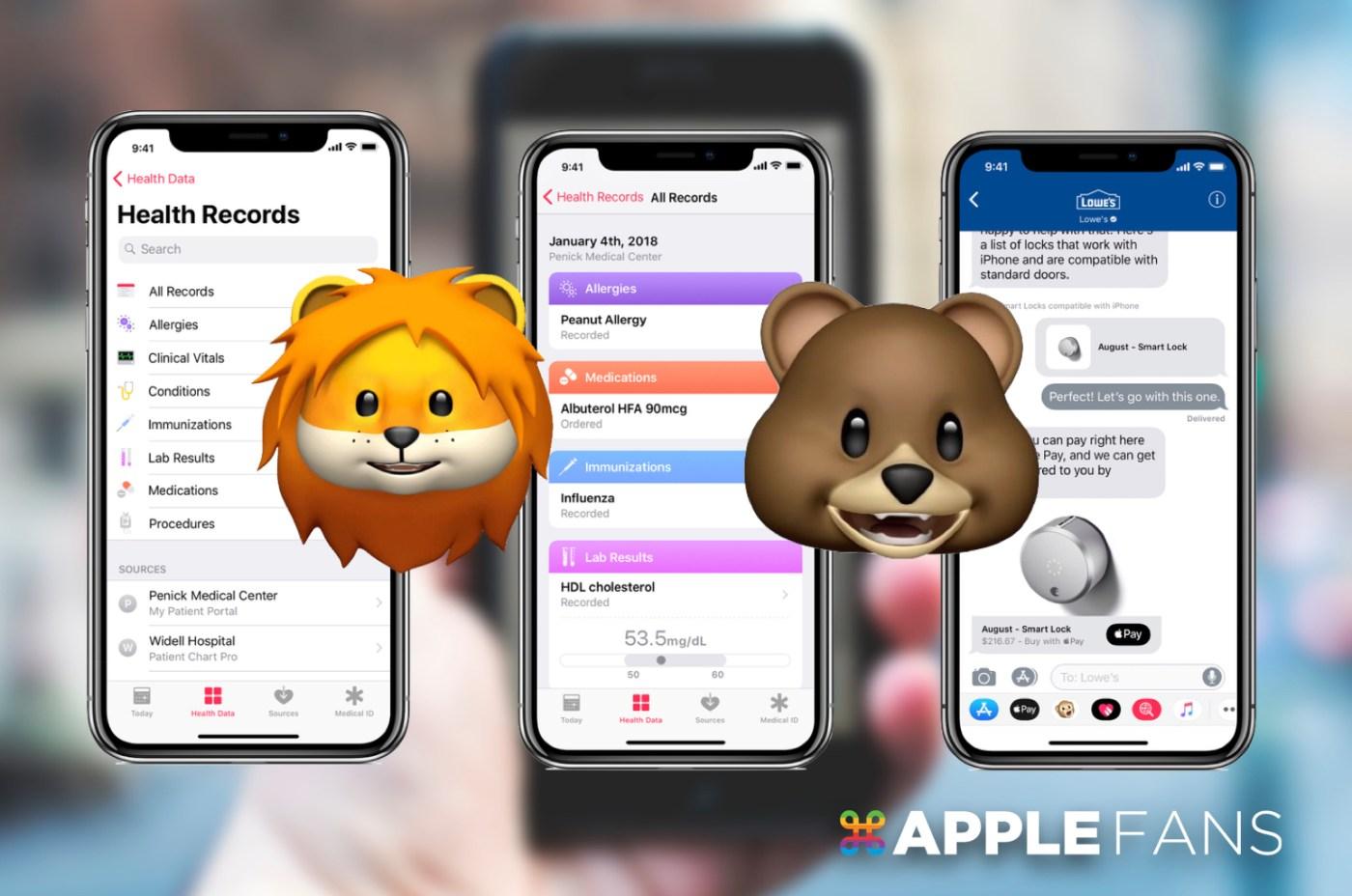 iOS 11.3 預覽