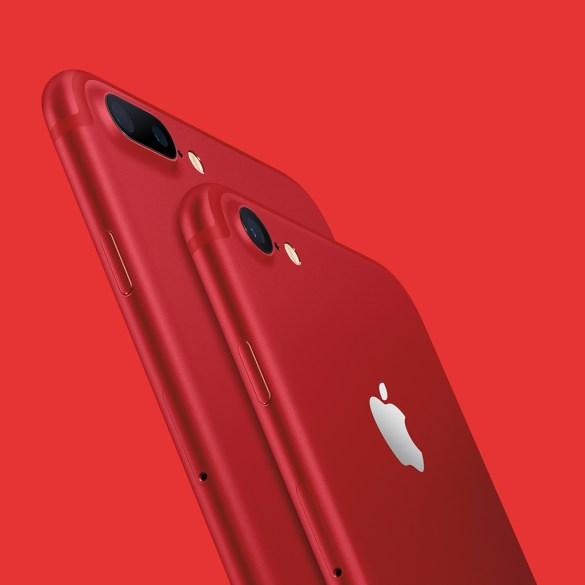 紅色 iPhone 8