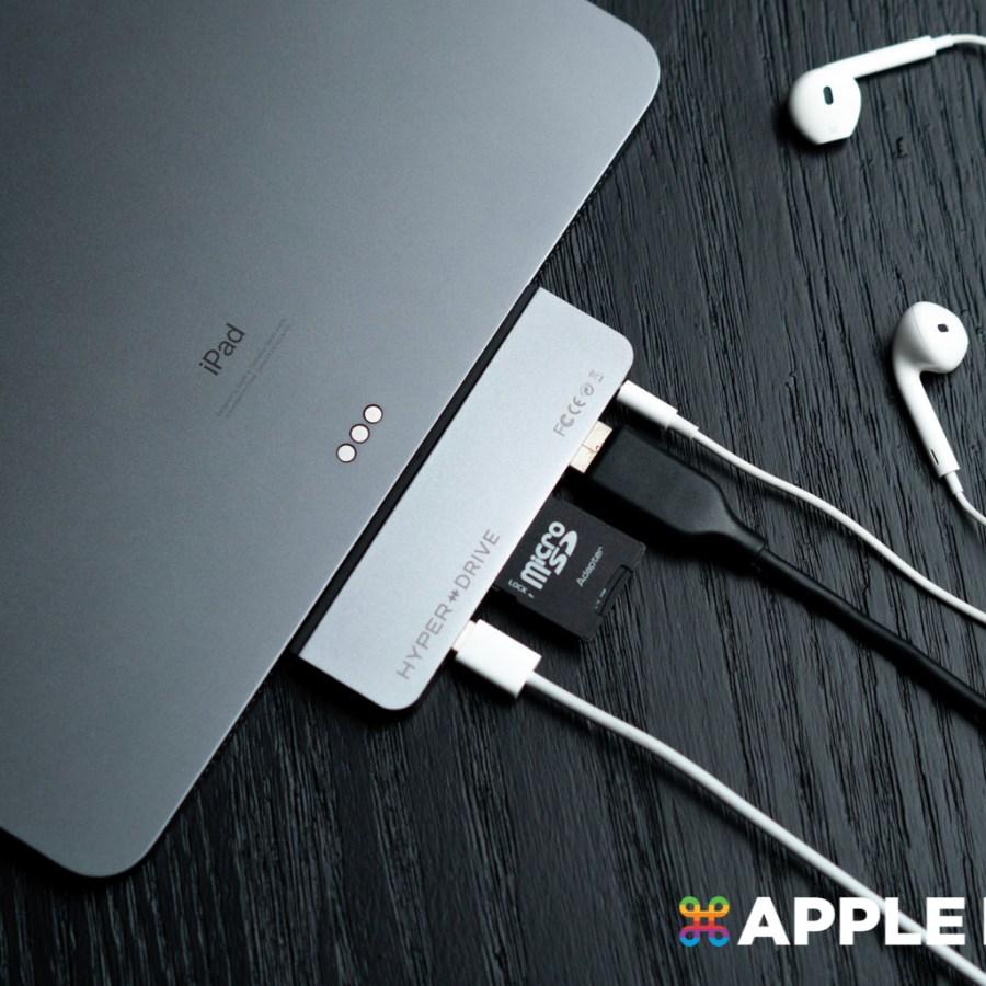 HyperDrive iPad Pro