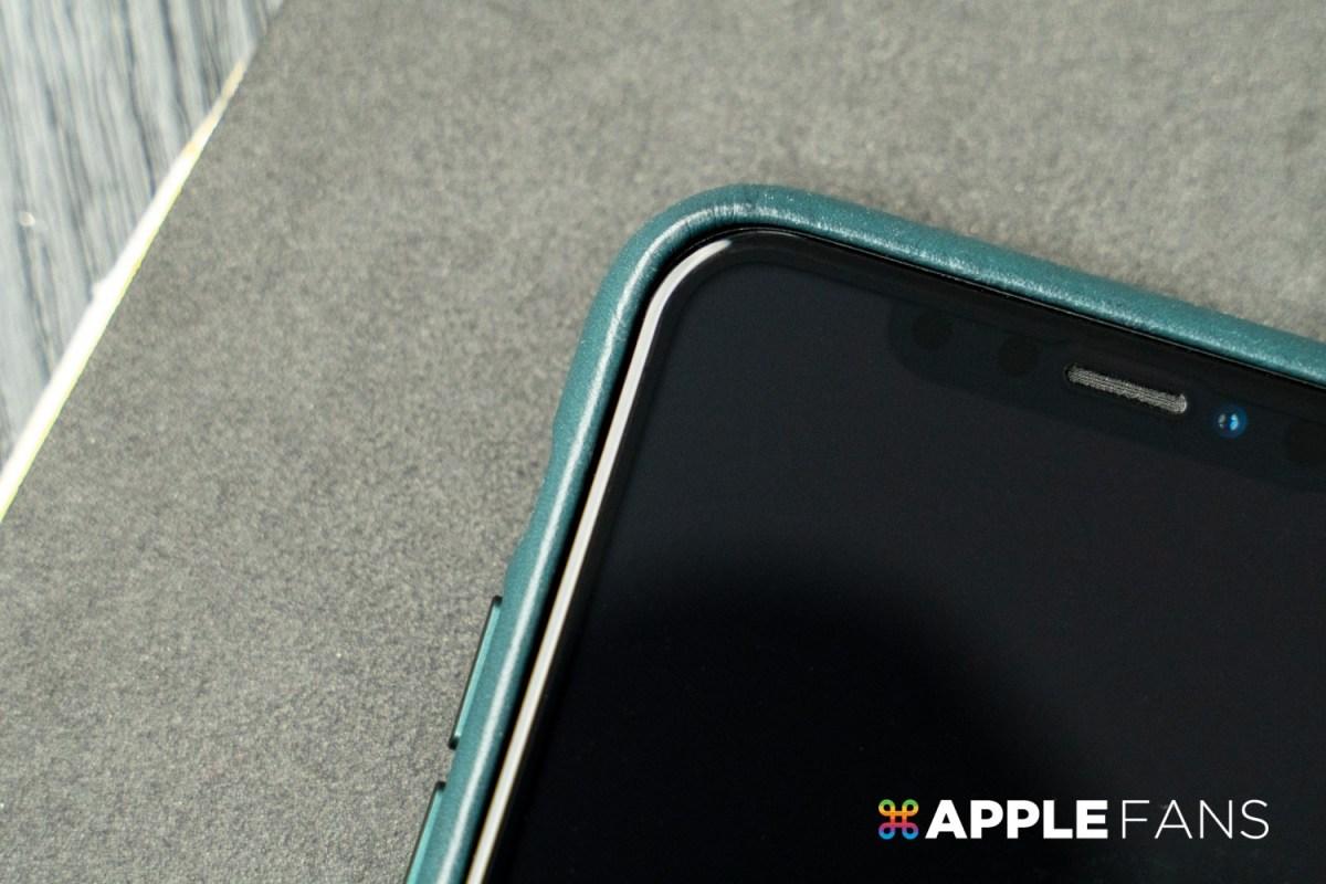 Apple 原廠真皮保護殼