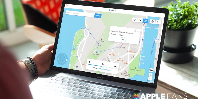 iPhone 改 GPS 定位