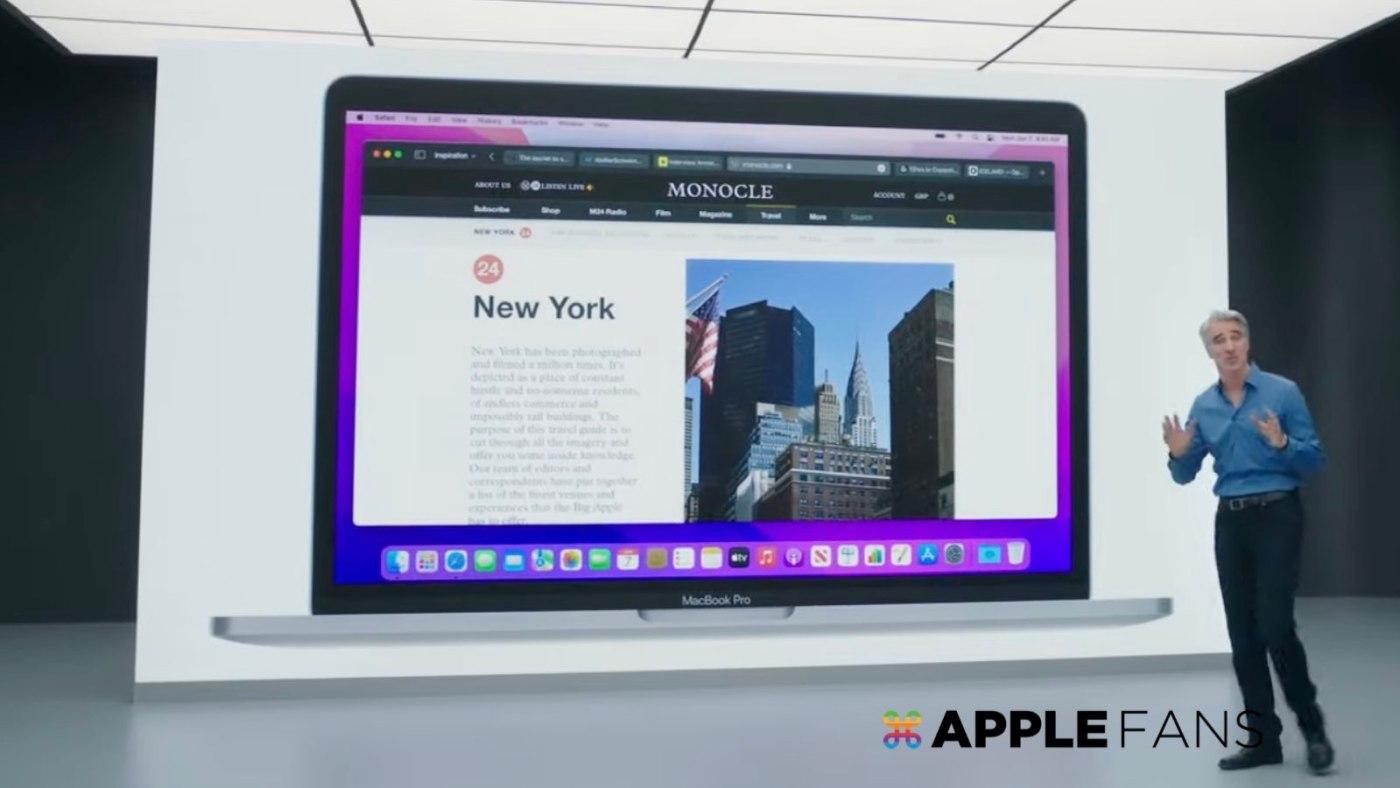 M1x-Macbook Pro
