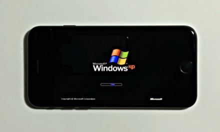 Може ли Windows XP да работи на iPhone 7?