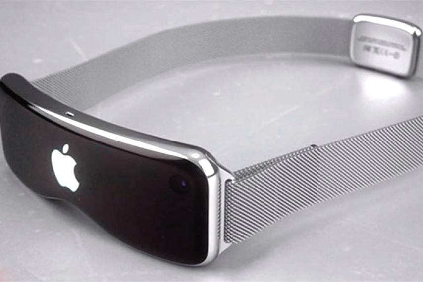 Apple получи патент за Perspective Changing Video Headset