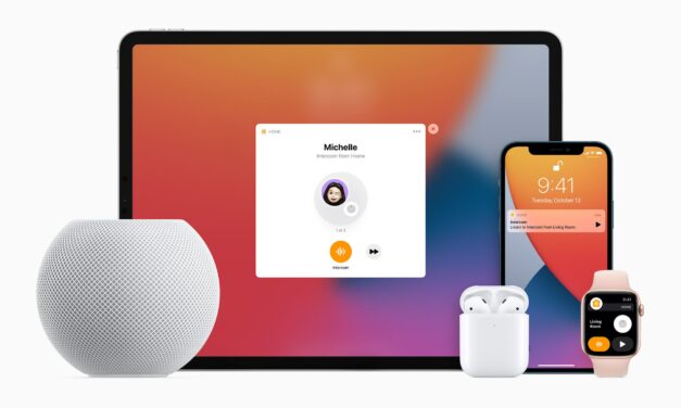 Функцията Intercom на Apple ще работи на iPhone, iPad, HomePod, Apple Watch, AirPods и CarPlay