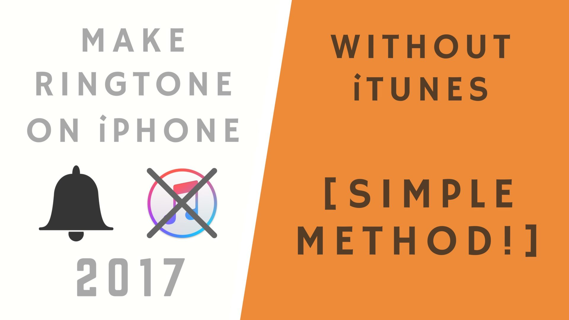 Make Ringtone Without ITunes (easy Method!)