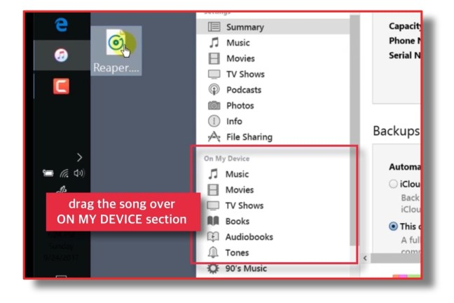 How to Make Ringtones using iTunes 12 7 and Higher