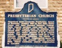 Corydon church