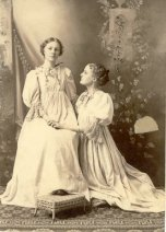 Kathryn and Grace Daniel apx 1897