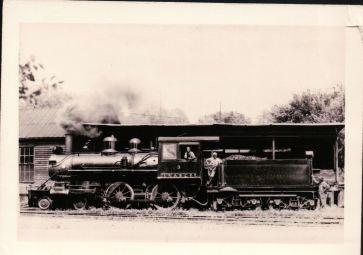 Dinky railcar