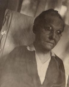 Fredrica Martin Daniel (1855-1940), wife of Dr. William Daniel