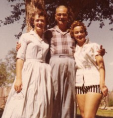 Grace, Ted, Sue_1957