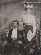 George William Applegate II and Grace Daniel Applegate