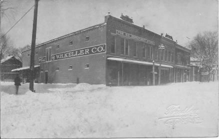 Keller's, NW corner of Capitol and Beaver