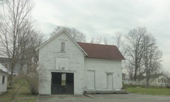 Barn on home of Ted Applegate