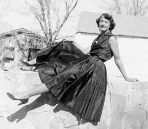 Grace, 1953, Monahans