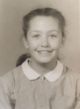 Grace, about 10 years old