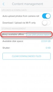 iPhoneの写真と動画を無制限に保存できるおすすめクラウド