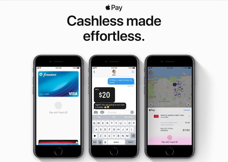 How Does Apple Pay Work
