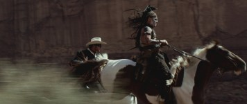 """THE LONE RANGER"""" L to R: Armie Hammer ©Disney Enterprises, Inc. and Jerry Bruckheimer Inc. All Rights Reserved."""