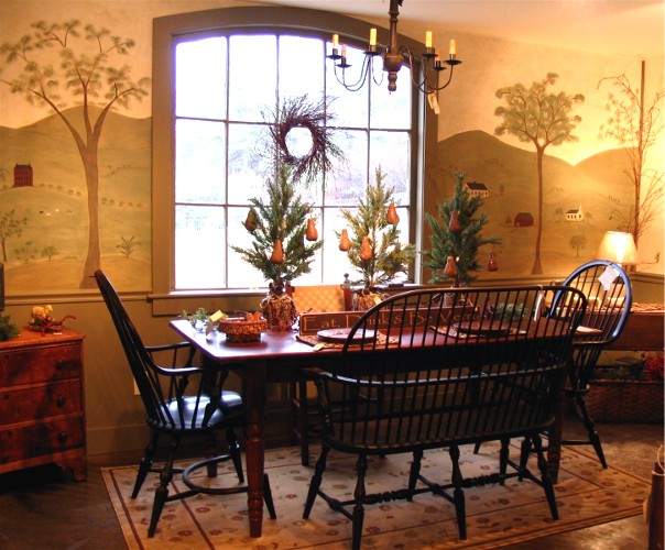 Apple Hill Country Primitive & Colonial Home Decor