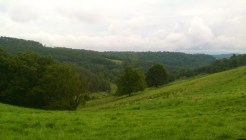 hills of Greene County, PA