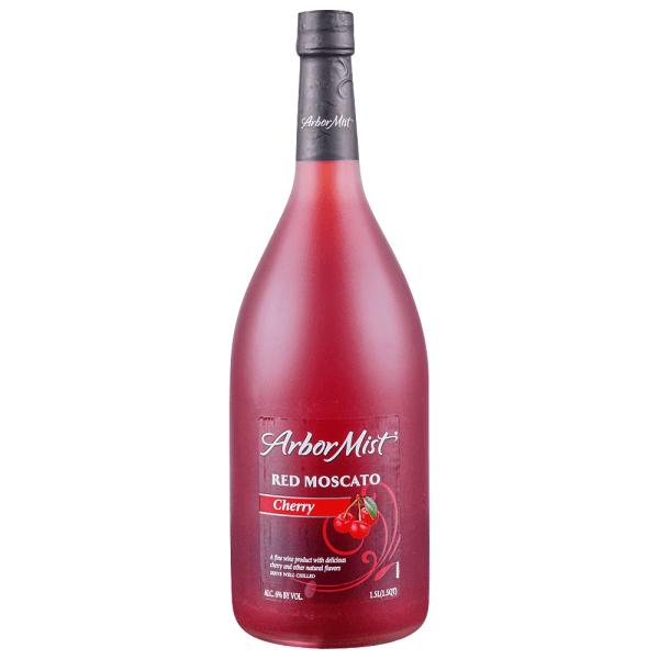 Applejack - Arbor Mist Cherry Red Moscato 1.5 L