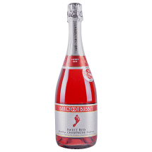 Barefoot Bubbly Sweet Red 750 Ml - Applejack