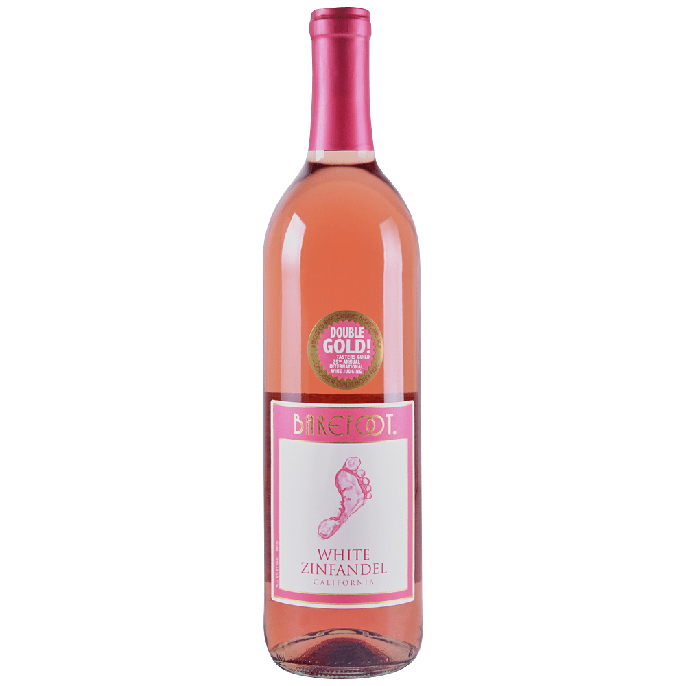 Barefoot White Zinfandel Review