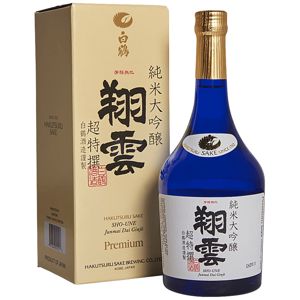 Applejack  Hakutsuru Junmai Dai Ginjo 720 ml
