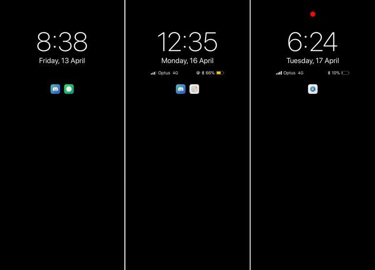 أداة Semperon تضيف ميزة Always on Display على أجهزة أيفون