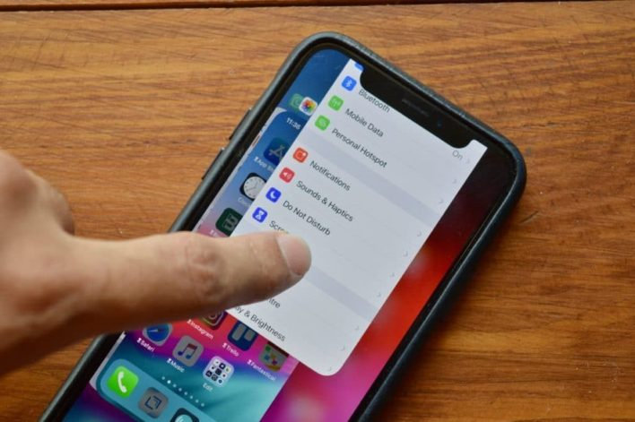 نصائح وحيل لتتعلم كل إيماءات iPhone XS و iPhone XS Max.