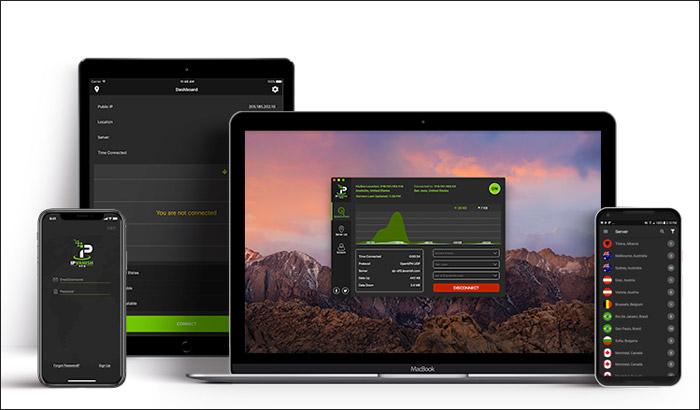 صورة برنامج IPVanish
