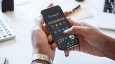 تعيين متصفح Chrome كافتراضي لتصفح الانترنت على الايفون والايباد