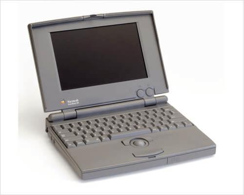 مواصفات جهاز الماك Mac أول كمبيوتر محمول من آبل