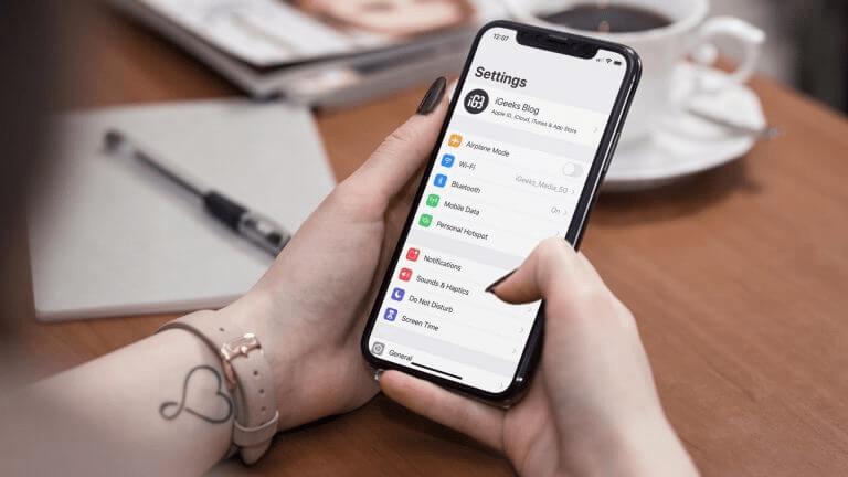 كيفية تنزيل تطبيقات مجانية بدون كلمة مرور على الآيفون أو الآيباد
